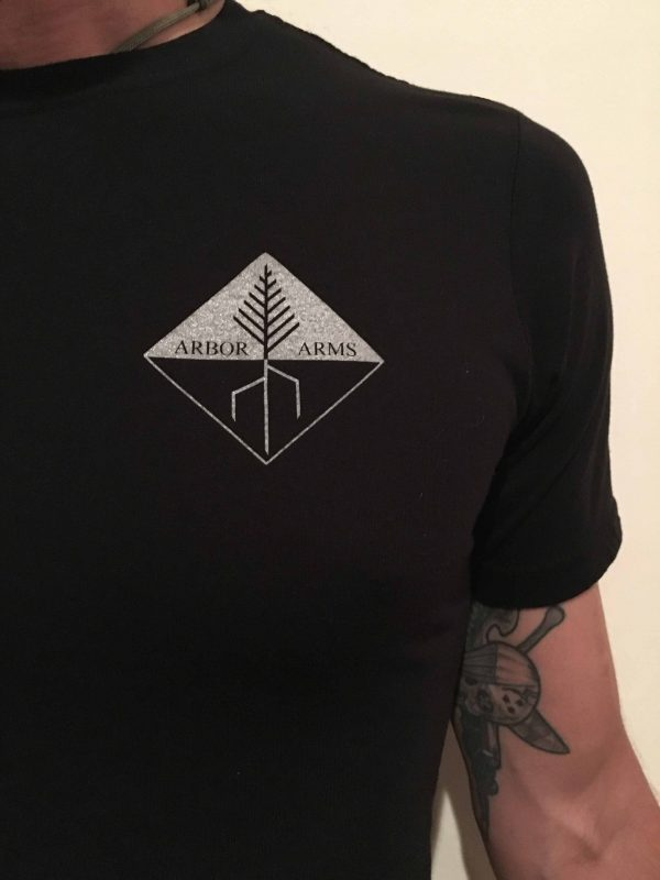 ARBOR ARMS ATHLETIC CUT T-SHIRT 4