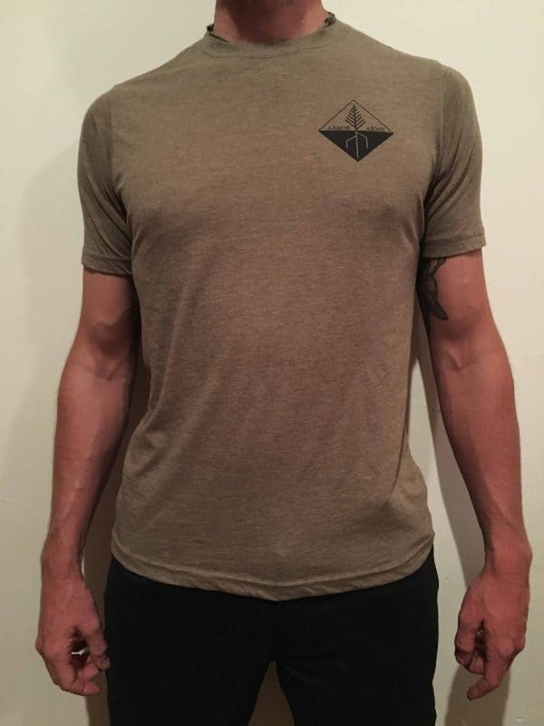 ARBOR ARMS ATHLETIC CUT T-SHIRT 6