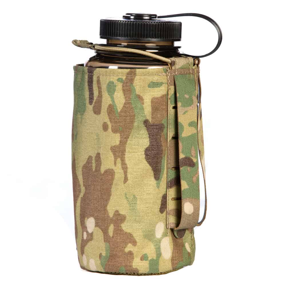stowable nalgene pouch