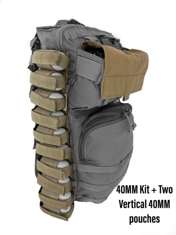 TRADESMEN MULTI-ROLE ASSAULT PACK (BASE) 27