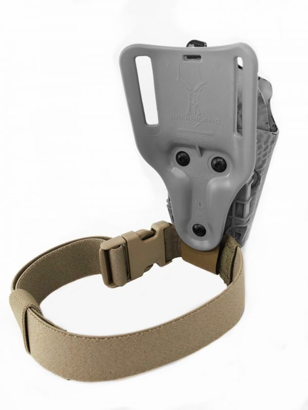 SAFARILAND HOLSTER SINGLE LEG STRAP ADAPTER 4