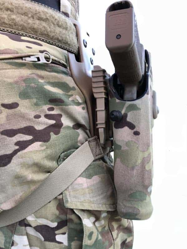 Safariland Holster Single Leg Strap Adapter 2
