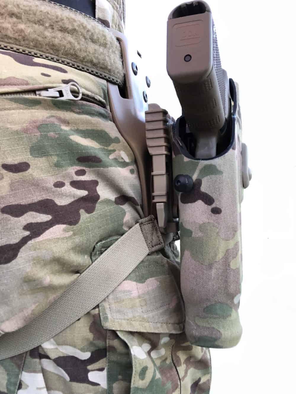 Safariland Holster Single Leg Strap Adapter | Arbor Arms USA