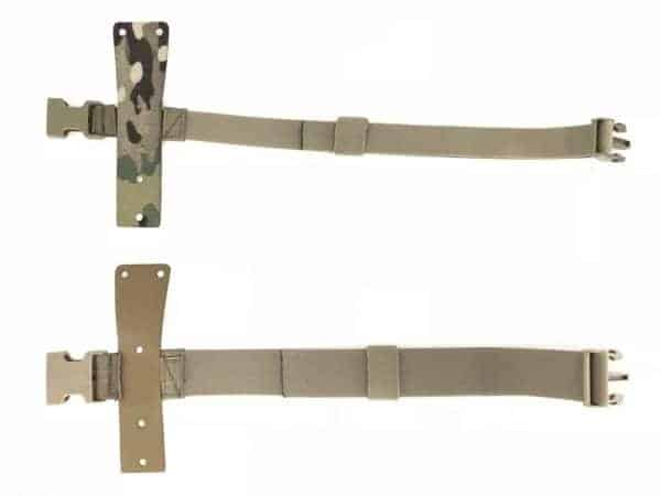 SAFARILAND HOLSTER SINGLE LEG STRAP ADAPTER 2