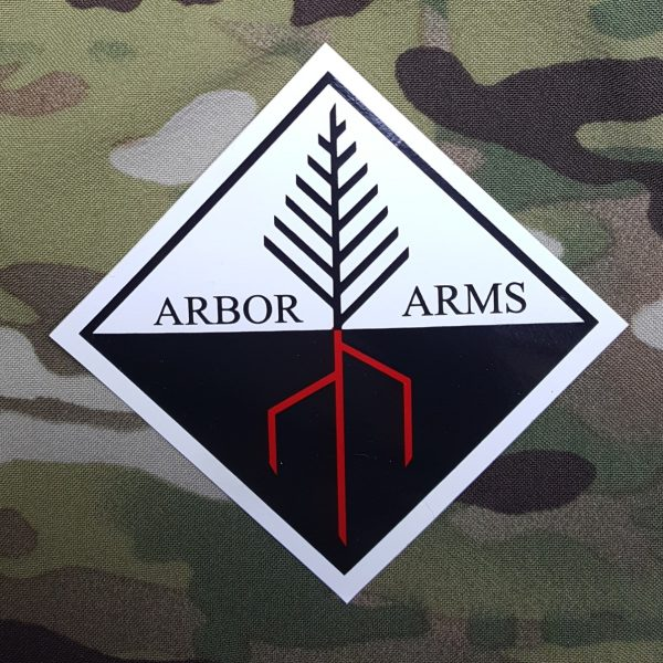 Arbor Arms Sticker 1