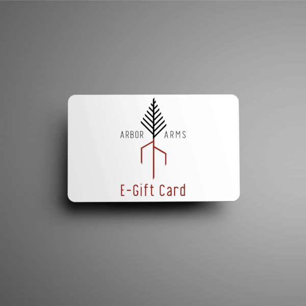 Arbor Arms Gift Card 1