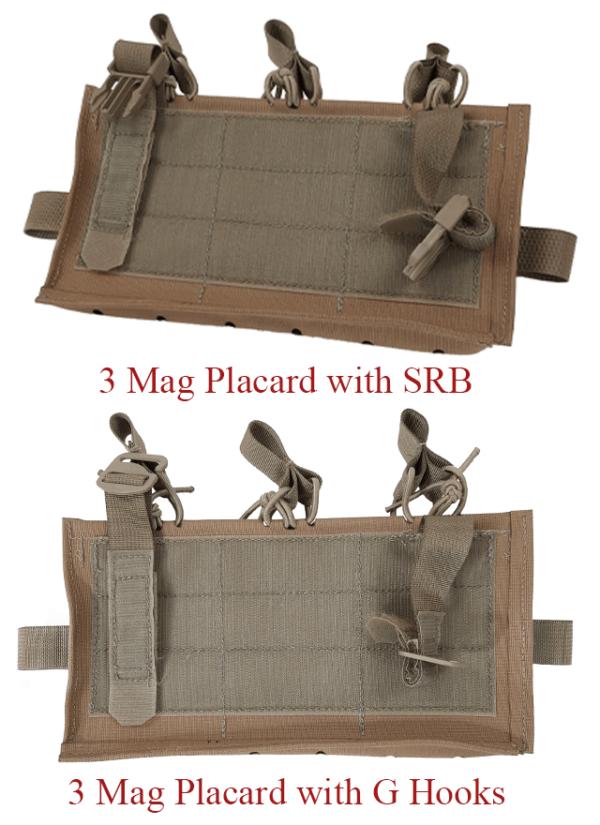 3 MAG PLACARD - CPS 14