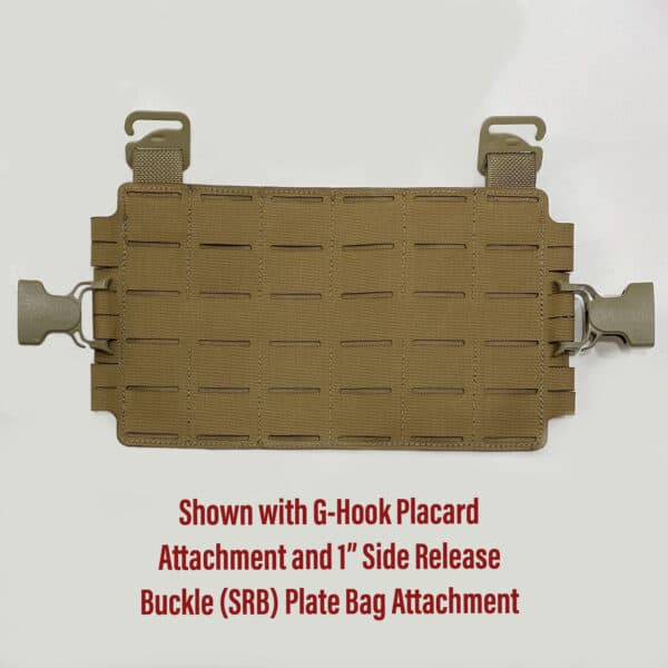 ALL MOLLE PLACARD - CPS 10