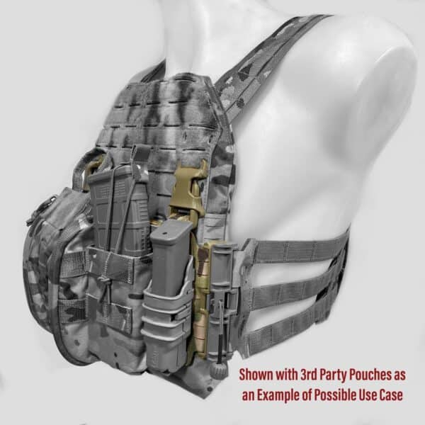 ALL MOLLE PLACARD - CPS 6