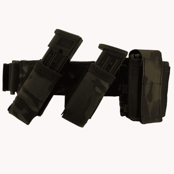 Magnet Assisted Retention System M.A.R.S. Angled Pistol Pouch 2