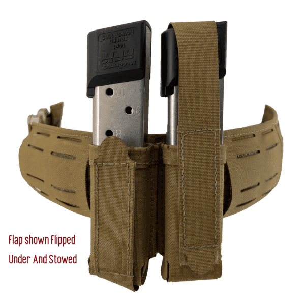 Magnet Assisted Retention System M.A.R.S. Vertical Pistol Pouch 3